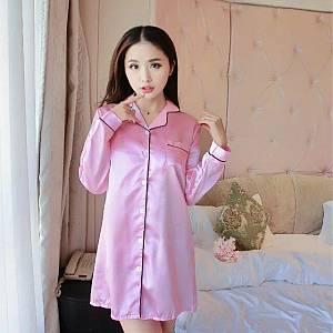 Youve Sleepwear sweat san 85 Pink Plain
