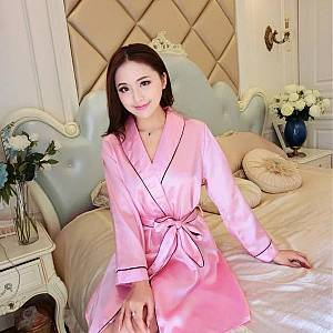 Youve Kimono  Sweat san 81 Pink