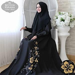 1). Tk Syar i Motex Kirana Black
