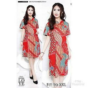 Chongsam batik