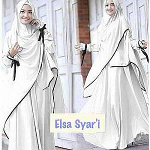 46-Elsa putih