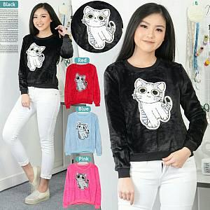 Kaus Brudu Cat