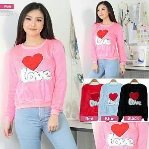 Kaus Brudu Love