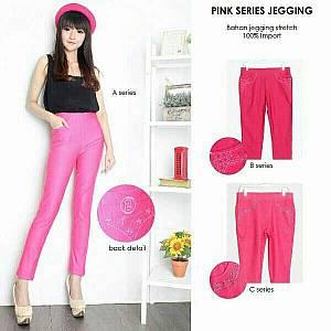 Pink seties