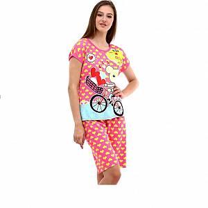 Youve Baju Tidur Set 906 Pink