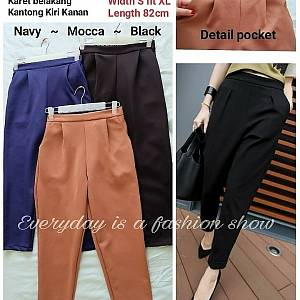 Pm rossy pant(MOCCA SOLD)