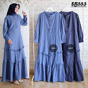 Catharian Jeans Maxy