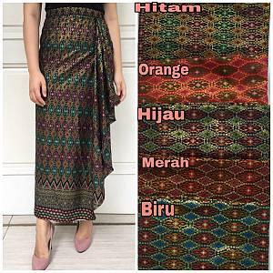 Rok Lipat batik