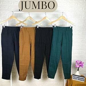 Stik balik JUMBO bahan soft jeans