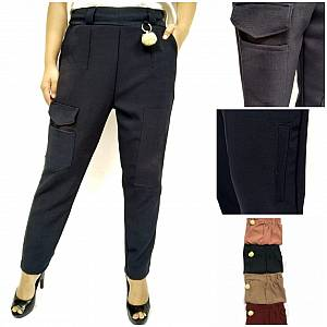 Cargo fashion pants