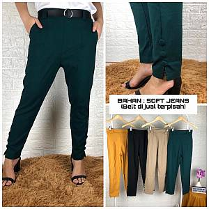 Kancing 3 soft jeans