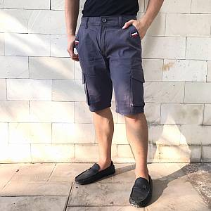 Abu troupe short chinos cargo