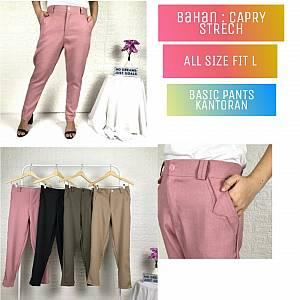 Basic pants kantor