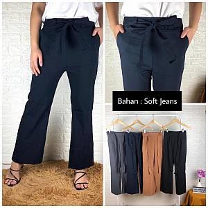 Kulot tali soft jeans