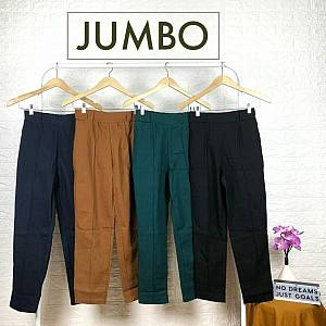 Stik Lurus JUMBO bahan soft jeans