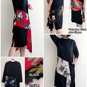 Soya Midi Dress