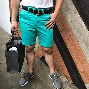 Tosca Blue Chinos Shorts