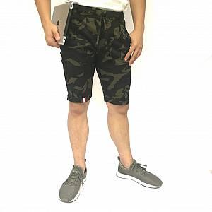 Celana pendek green army