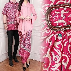 1). SALE Tk Cp Kebaya Charsa Pink