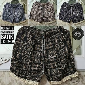 Hotpen Rayon Ethnic Batik Renda XXL