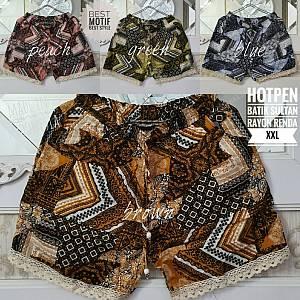 Hotpen Batik Sultan Rayon Renda XXL