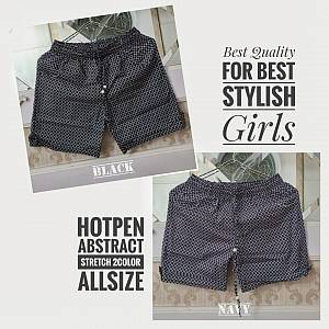Hotpen Abstract Stretch 2Color Allsize