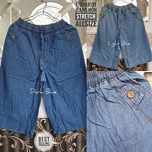Kulot 7-8 Jeans Allsize