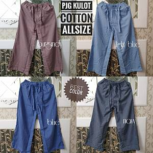 Kulot Cotton Allsize