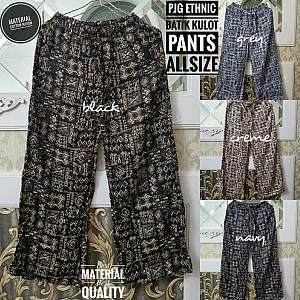 Kulot Ethnic Batik Allsize
