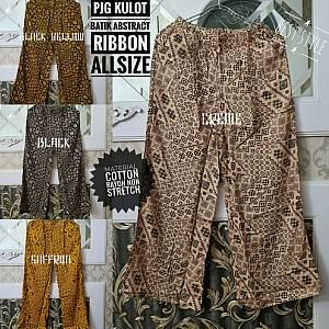 Kulot Rayon Batik Abstract Allsize