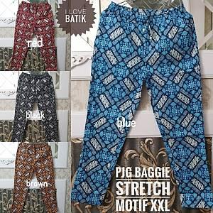 Pjg Baggie Batik Stretch XXL