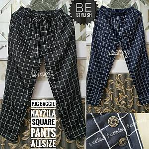 Pjg Baggie Nayzila Square Pants Allsize