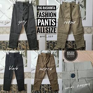 Pjg Rashinta Fashion Pants Allsize