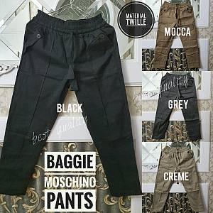 Baggie Moschino Allsize Pants