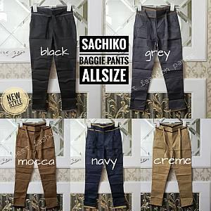 Pjg Baggie Sachiko Pants Allsize