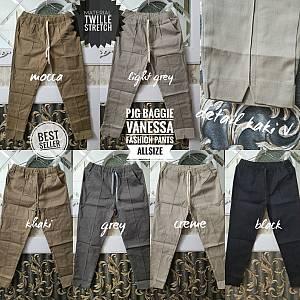 Pjg Vanessa Fashion Pants Allsize