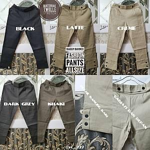 Baggy DaVinci Fashion Pants Allsize