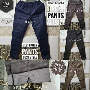 Baggy Jovanka Stretch Pants Allsize