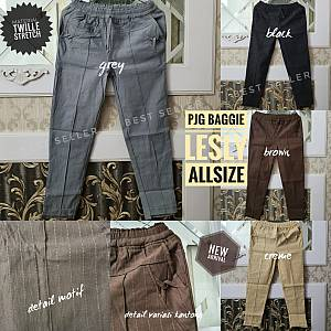 Baggy Pants Lesly Allsize