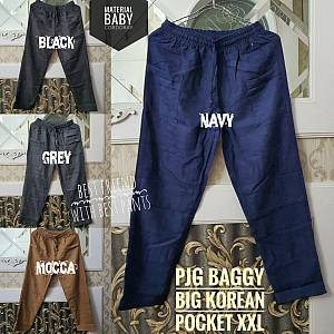 Pjg Baggy Big Korean Pocket XXL
