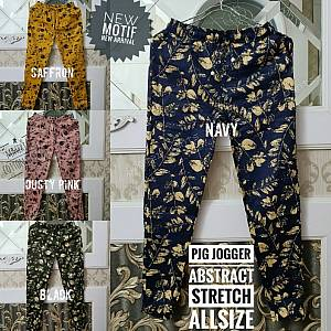 Pjg Jogger Abstract Stretch Allsize