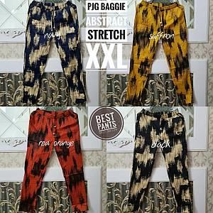 Pjg Baggie Abstract Stretch XXL