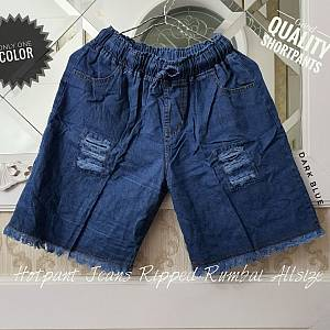 Hotpen Jeans Ripped Rumbai Allsize