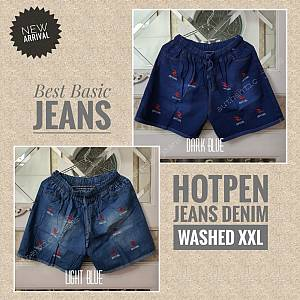 Hotpen Jeans Bordir XXL