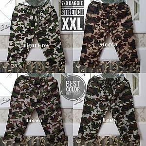 7-8 Baggie Army Stretch XXL