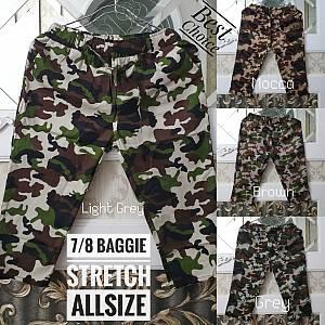 7-8 Baggie Army Allsize