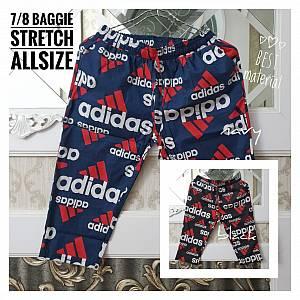 7-8 Baggie ADIDAS Pants Allsize