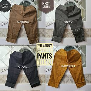 7-8 Baggie Pants Allsize