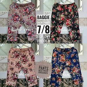 Baggie Shortpants 7-8 BigFlowy Stretch 4L