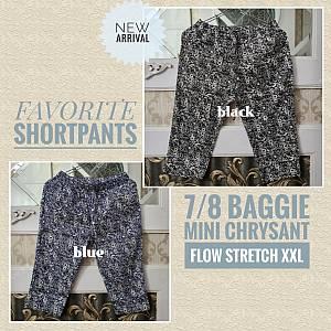 7-8 Baggie Mini Chrysant Flow Stretch XXL